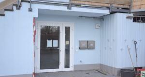 Eingang Umkleiden Und Kraftraum